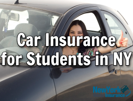 car insurance for students in new york