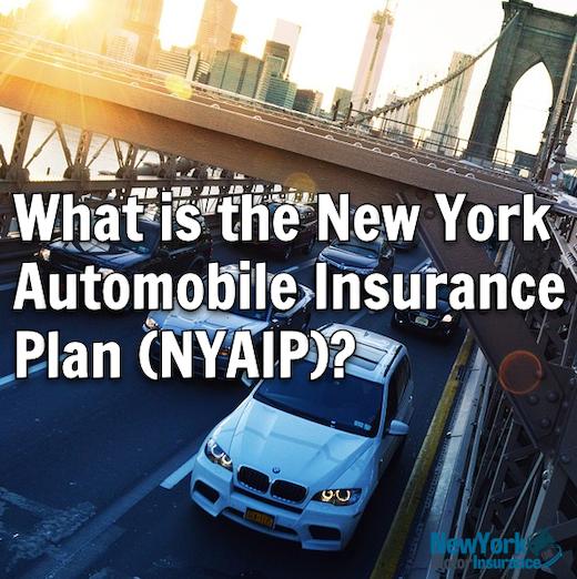new york auto insurance plan NYAIP