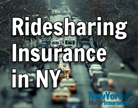 Ridesharing Insurance in NY