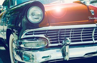 insuring a classic car