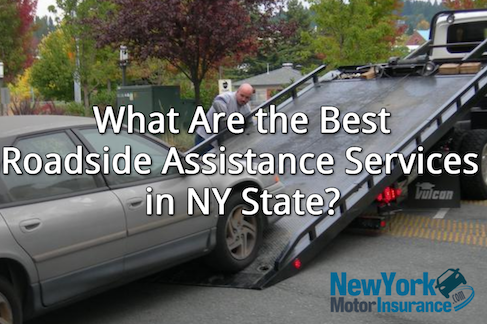 NYS roadside assistance services