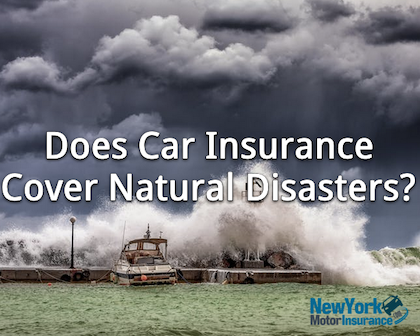 natural disasters and car insurance