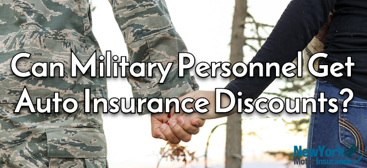 Can Military Personnel Get Auto Insurance Discounts?