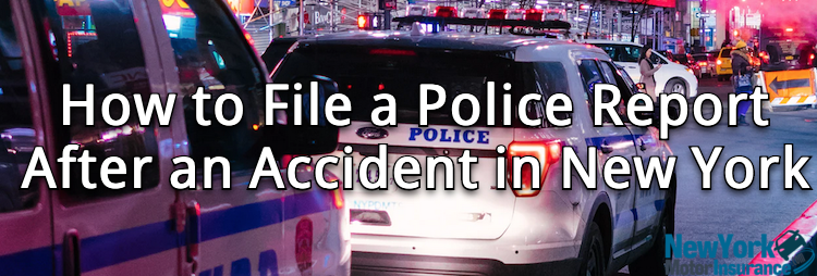 How to File a Police Report After an Accident in New York