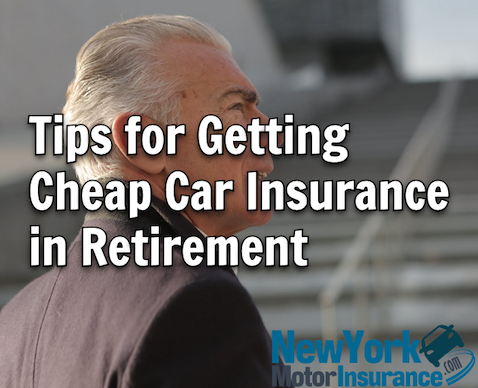 Tips for Getting Cheap Car Insurance in Retirement