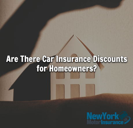 Are There Car Insurance Discounts for Homeowners?