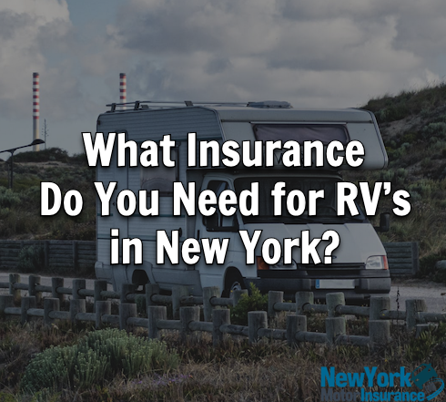 RV insurance in New York