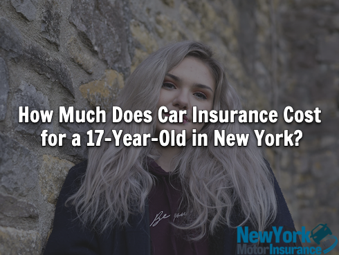 car insurance for 17-year-old in new york