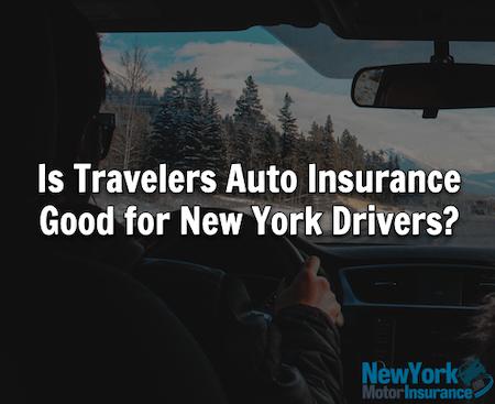travelers auto insurance new york