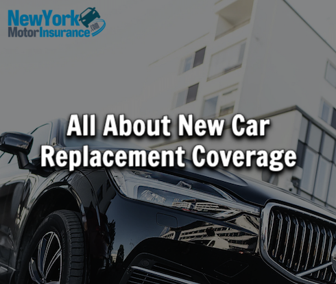 All About New Car Replacement Coverage