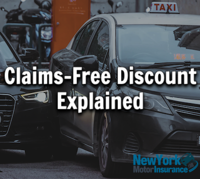 calims free discount explained